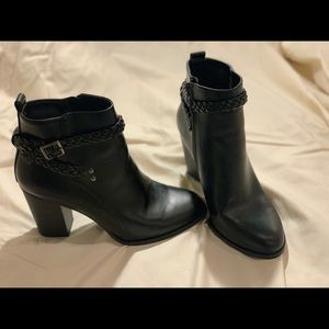 American Eagle Black Booties